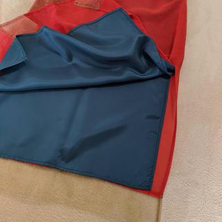 アクアブルー(Aqua blue)のロングスカート aquablue 薄いスカート(ロングスカート)