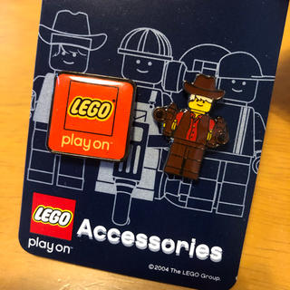レゴ(Lego)の新品☆レゴ ピンバッヂ(バッジ/ピンバッジ)