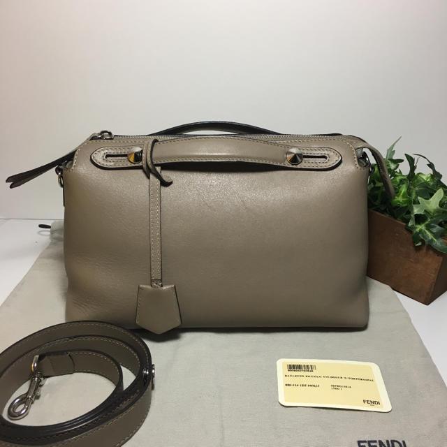 FENDI(フェンディ)の美品❤️FENDI バイザウェイ  ミディアム 2WAY レディースのバッグ(ハンドバッグ)の商品写真