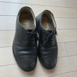 BURBERRY - ヴィンテージ BURBERRY 革靴