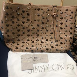 JIMMY CHOO - JIMMY CHOO トートバック M 新品