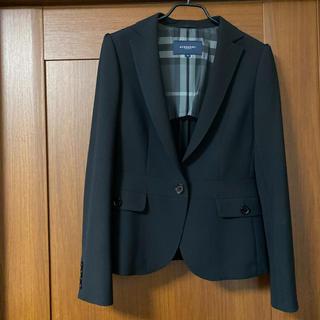 BURBERRY - 最終お値下げ!バーバリー ブラック スーツジャケット
