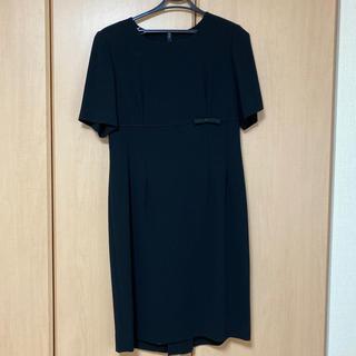 IGINのブラックフォーマルツーピース(礼服/喪服)
