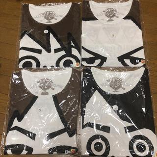 ラルクアンシエル(L'Arc~en~Ciel)のL'Arc〜en〜Ciel カオT 4枚セット(Tシャツ/カットソー(半袖/袖なし))
