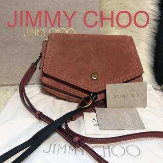 JIMMY CHOO - ☆JIMMY CHOO☆ スエード ショルダー/ 斜め掛け