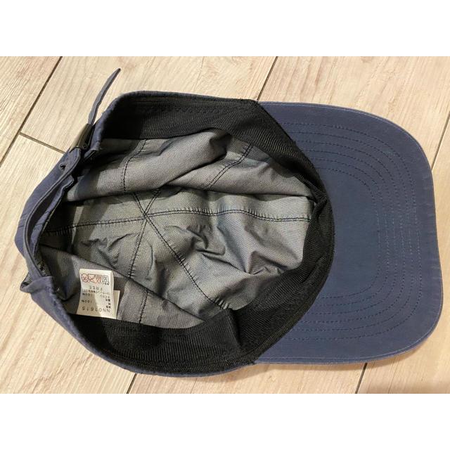 THE NORTH FACE(ザノースフェイス)のお値下げ中!ノースフェイス ネイビー キャップ メンズの帽子(キャップ)の商品写真