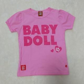ベビードール(BABYDOLL)のベビードール Tシャツ 120cm BABYDOLL(Tシャツ/カットソー)