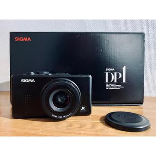 シグマ(SIGMA)のSigma DP1(コンパクトデジタルカメラ)