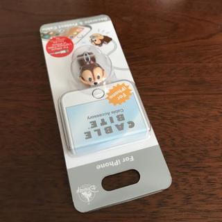 Disney - ディズニー ストア Disney ケーブルバイト チップ iPhone専用 新品