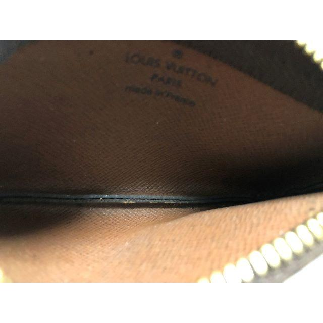 LOUIS VUITTON(ルイヴィトン)のルイヴィトン モノグラム ポシェットクレ 小銭入れ レディースのファッション小物(コインケース)の商品写真