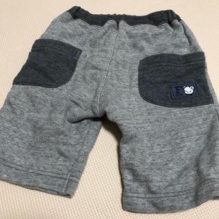 familiar - ファミリア ハーフパンツ 90 グレー パンツ ズボン