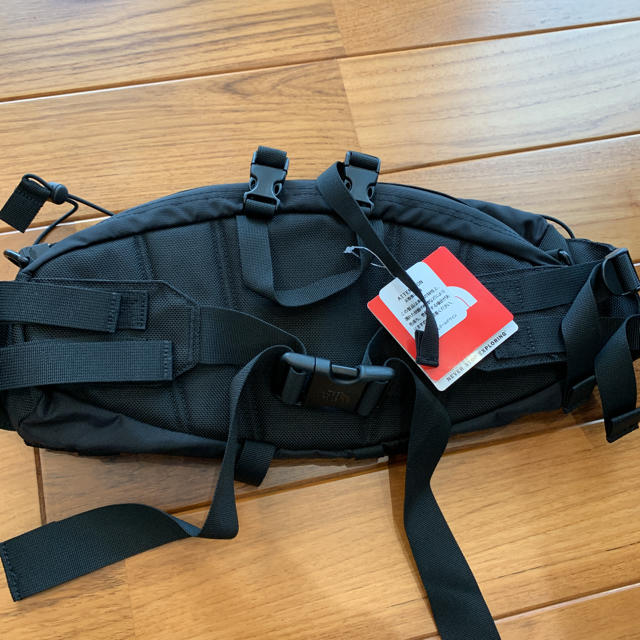 THE NORTH FACE(ザノースフェイス)の【最終価格】THE NORTH FACE ブラック メンズのバッグ(バッグパック/リュック)の商品写真