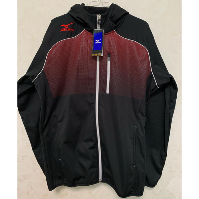 MIZUNO(ミズノ)のミズノ テックシールドシャツ ウィンドブレーカー メンズのジャケット/アウター(その他)の商品写真