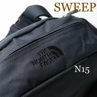 THE NORTH FACE - ノースフェイス スウィープ ブラックヘザー SWEEP  NM71904