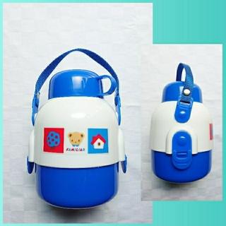familiar - 【ファミリア】水筒&お弁当箱【familiar】お子様(子供用) キッズサイズ