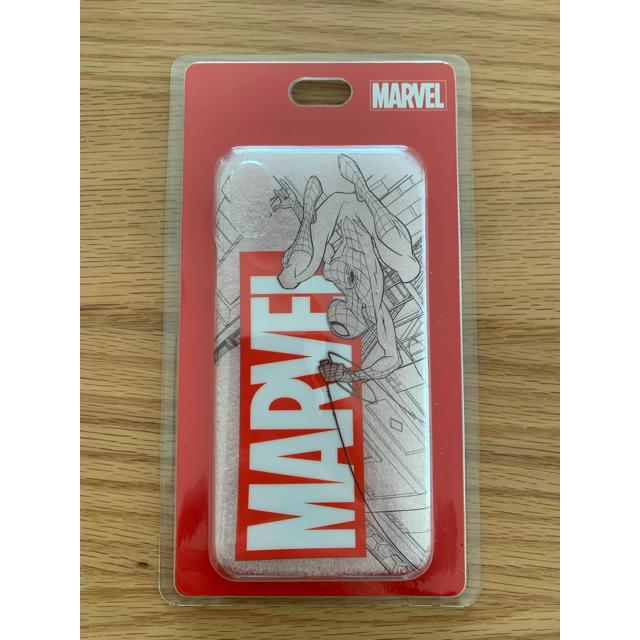 Disney(ディズニー)のスパイダーマン スマホケース スマホ/家電/カメラのスマホアクセサリー(iPhoneケース)の商品写真