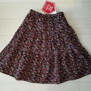 サンカンシオン(3can4on)の小花柄スカート(スカート)