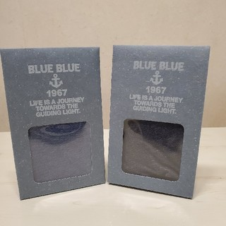 ブルーブルー(BLUE BLUE)の⭐BLUE BLUE/ブルーブルー⭐新品ボクサーパンツ 2個セット ハリラン(ボクサーパンツ)