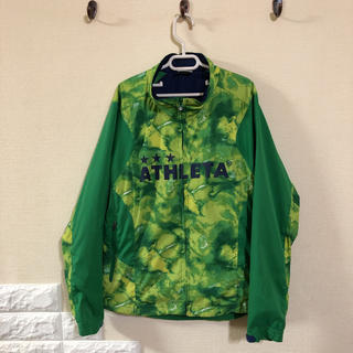 ATHLETA - 【お値下げ中】 アスレタ ジャンパー ウインドブレーカー 140
