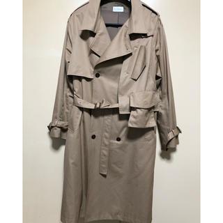 アンダーカバー(UNDERCOVER)のryotakashima 3way holster trench coat(トレンチコート)