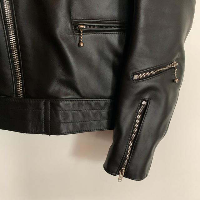 Lewis Leathers(ルイスレザー)のAVIAKIT ルイスレザー ライダースジャケット メンズのジャケット/アウター(ライダースジャケット)の商品写真