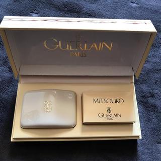 ゲラン(GUERLAIN)の石鹸ミツコ 2個入りセット(ボディソープ/石鹸)