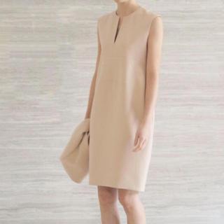 BARNEYS NEW YORK - ヨーコチャン  YOKO CHAN スリットライン ドレス
