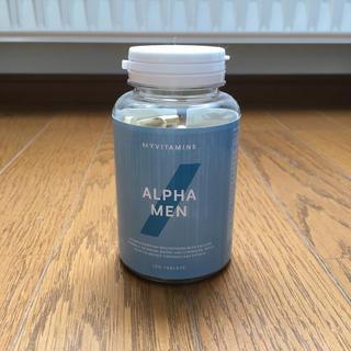 MYPROTEIN - マイプロテイン アルファメン 120錠