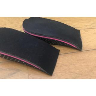 インヒール 中敷き 靴