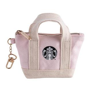 Starbucks Coffee -  スターバックス スタバ  海外台湾  2020年 桜シートート型のコインケース