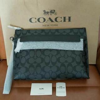 COACH - 新品 コーチ COACH  F29508 メンズ クラッチバッグ