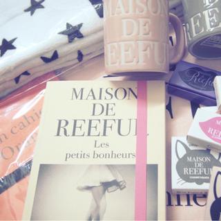 メゾンドリーファー(Maison de Reefur)のリーファー ノート(ノート/メモ帳/ふせん)