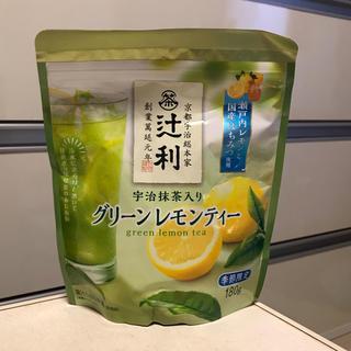 イトウエン(伊藤園)のグリーンレモンティー(茶)