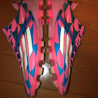 adidas - サッカースパイク f50 アディゼロ4  hg 26.5