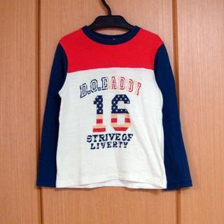 ダディオーダディー(daddy oh daddy)のDADDY OH DADDY 長袖Tシャツ 130(Tシャツ/カットソー)