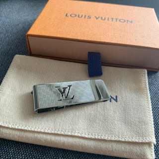 LOUIS VUITTON - <新品未使用>ルイヴィトン マネークリップ