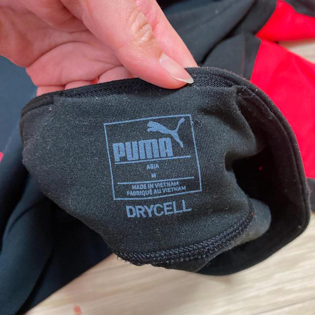 PUMA(プーマ)のpuma プーマ ハイウエスト レギンス スパッツ トレーナー ジム ヨガ 派手 レディースのレッグウェア(レギンス/スパッツ)の商品写真