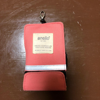 アネロ(anello)のanello キーケース ランドセル パスケース(キーケース)