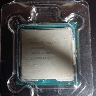 intel core i5-9600k ジャンク