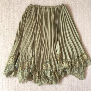 axes femme - axes femme   膝丈スカート