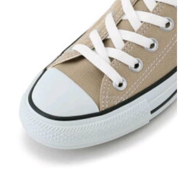 CONVERSE(コンバース)のコンバース スニーカー オールスター ベージュ レディースの靴/シューズ(スニーカー)の商品写真