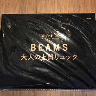 BEAMS - オトナミューズ ビームス大人の上質リュック