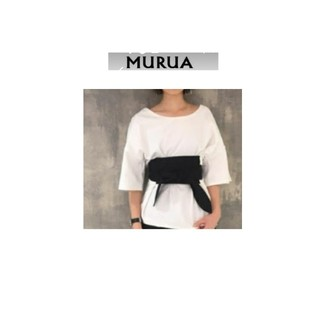 MURUA - MURUA トップス