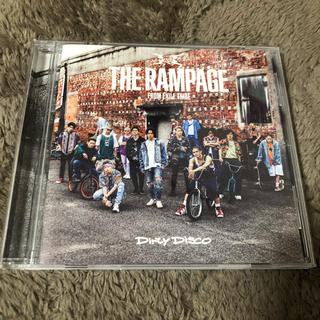 THE RAMPAGE - THE RAMPAGE  シングル
