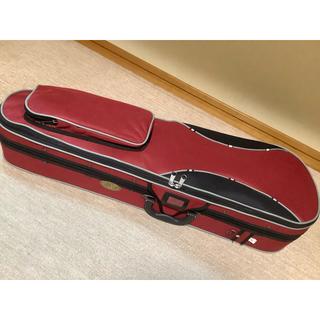 スズキ - バイオリン ステンター student 2 赤ケース フルサイズ