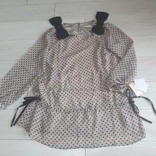 ★新品★マタニティ服 授乳服 L/授乳口両サイドにあり