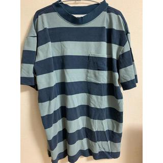 ダブルタップス(W)taps)のボーダー Tシャツ descendant(Tシャツ/カットソー(半袖/袖なし))