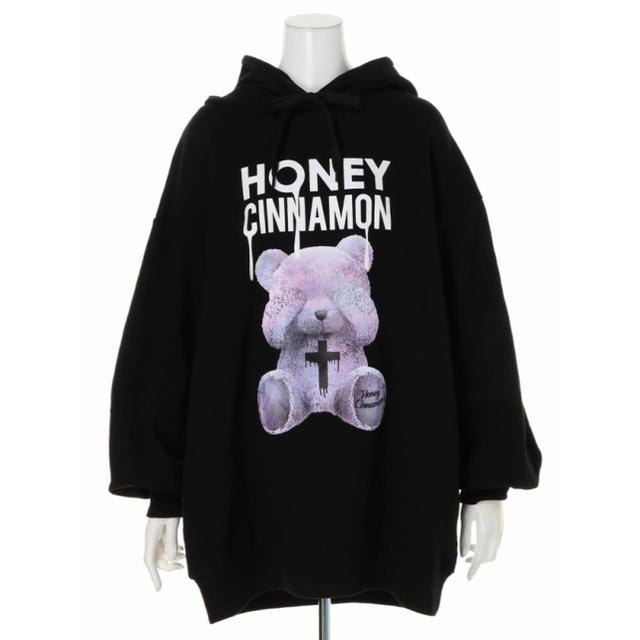 Honey Cinnamon(ハニーシナモン)のハニーシナモン パーカー レディースのトップス(パーカー)の商品写真