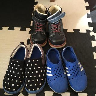 アディダス(adidas)のるい様専用♡(ブーツ)
