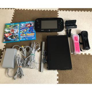 任天堂 - Wii U 本体 ソフト付